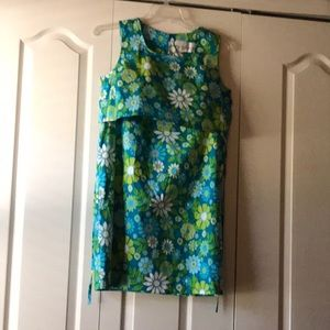Motherhood floral maternity dress